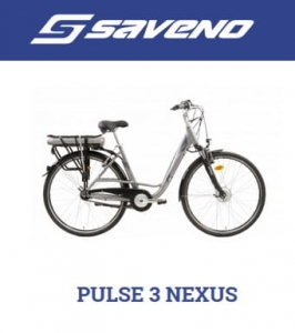 SAVENO PULSE 3 NEXUS 250W 36V 2019