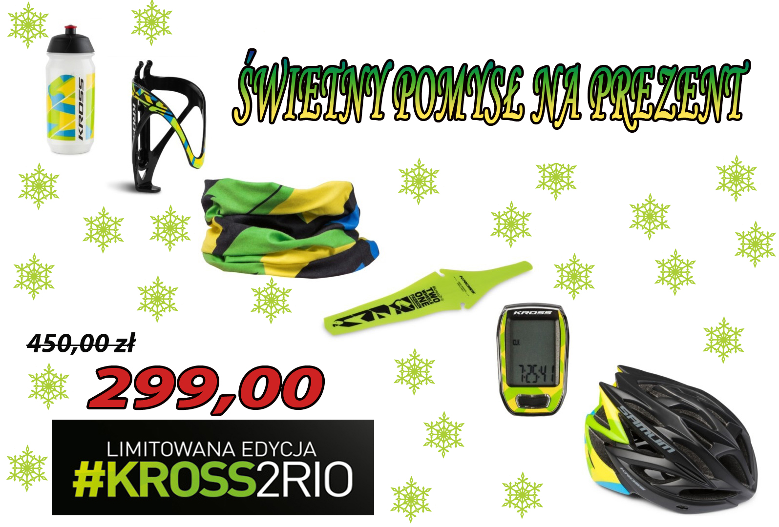 KROSS RIO LIMITED EDITION