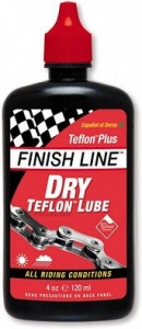 Olej FINISH LINE Teflon Plus 60 ml.
