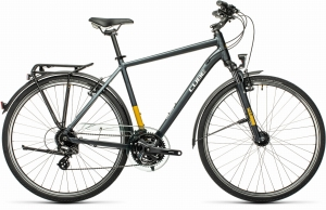 CUBE TOURING 2021 grey'n'yellow