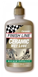 Olej FINISH LINE Ceramic Wet Lube 120 ml